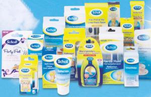 NovaFeet Pedicure Oosterhout - Scholl Producten